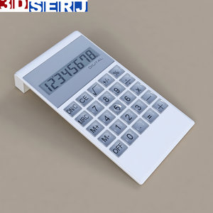 calculator electronics tools 3d model