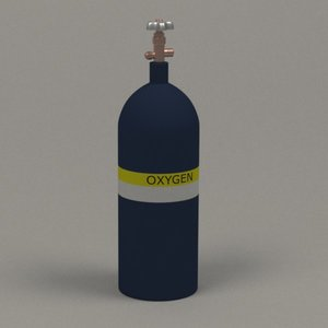 gas container 3ds