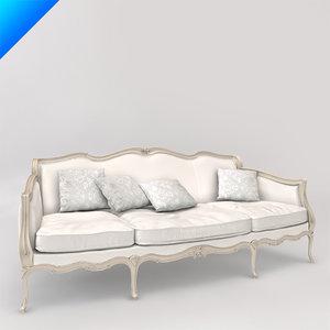 3ds lucrezia sofa seat