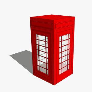 maya phone booth