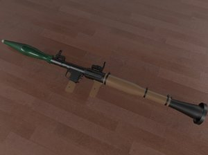 rpg-7 warhead heat max free