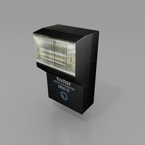 3d flash model