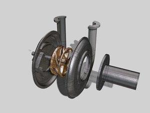 max hydraulic francis
