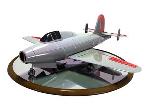 3d gloster g-40 pioneer