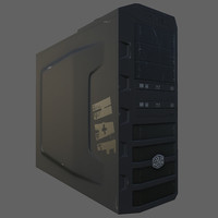 3d obj desktop haf