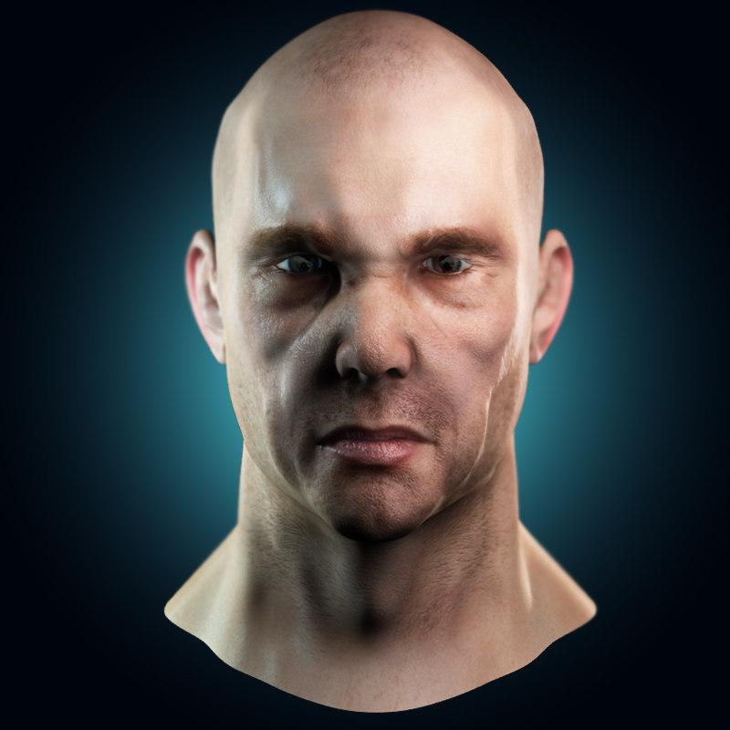 max resolution head