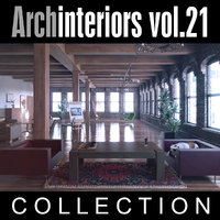 Archinteriors vol. 21