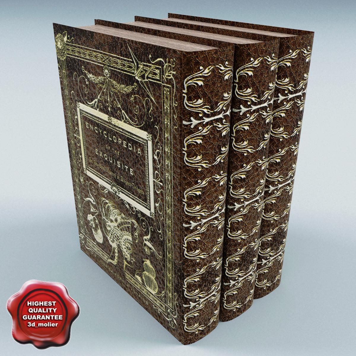 3d books v4