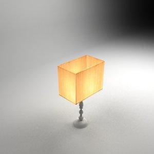 max cristal lamp