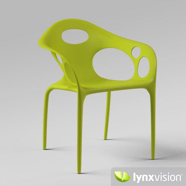 max ross lovegrove supernatural chairs
