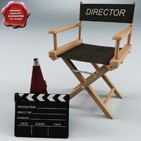 Director Set