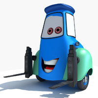 Cars 2 Movie - Guido