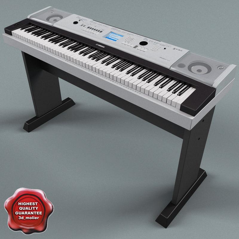 max synthesizer yamaha dgx530
