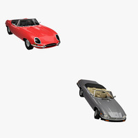 Jaguar XJS & E-type
