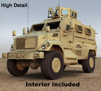 Maxxpro Dash mrap vehicle