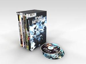 3d 3ds dvd set