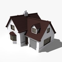 house building obj