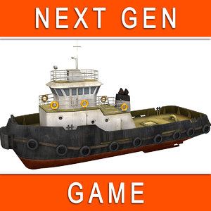 tug games 3d max