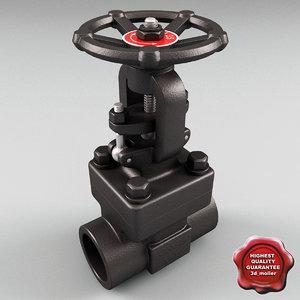 gate valve v7 max