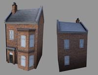 british terraced house ma