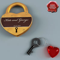 love lock 3d 3ds