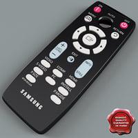 Projector Samsung Remote