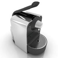 Siemens Nespresso Machine