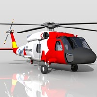 Sikorsky HH-60 Jayhawk US Coast Guard