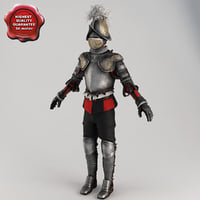 Swiss Guardsmen (Vatican Knight) Static