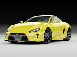 concept coupe 3ds