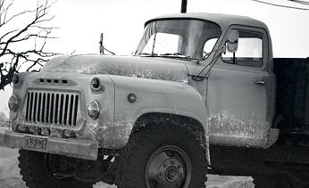 gaz 52 3d model