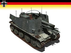 lightwave german artillery pz 38