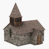 medieval church max