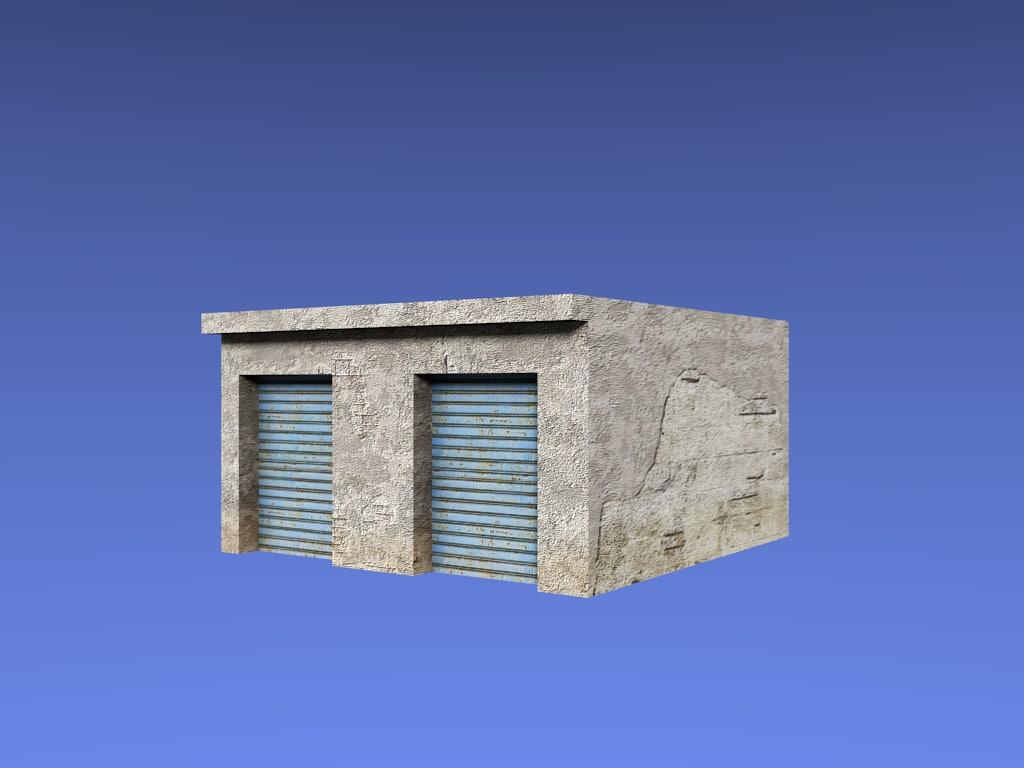 house shop model