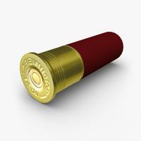 max shotgun shell