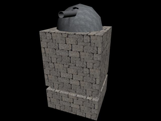 free tower 3d model
