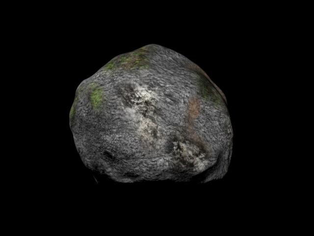 c4d rock boulder