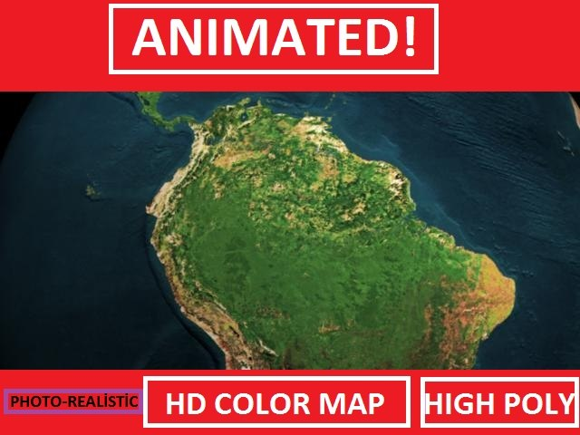 hd real animation 3d max