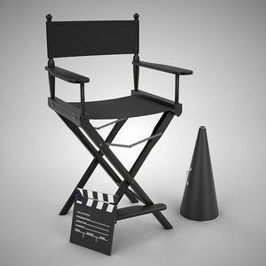 cinema4d directors megaphone