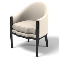 Eve furniture ebas modern art deco contemporary club chair armchair