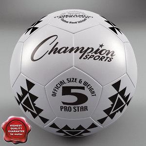 maya football ball pro star