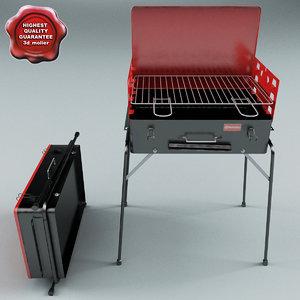 3d grill v6