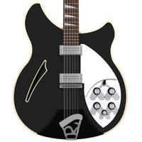 guitar rickenbacker 12 3d max