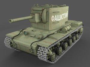 3d kv 2 klementi model