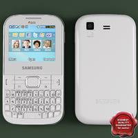 Samsung C3222 White
