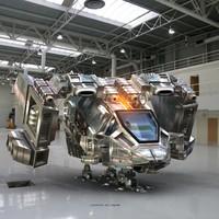 Spaceship Unit