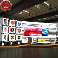 Sport NEWS Tv Studio