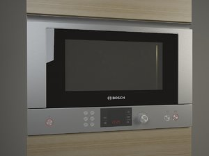 3d 3ds microwave bosch