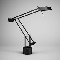CGAxis Office Desk Lamp 24