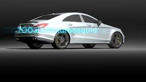 3d cls amg model
